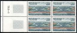 FRANCE 1966 YT N° 1507 USINE MAREMOTRICE DE LA RANCE,  Bloc De 4, ** - France