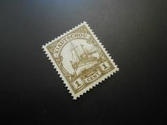 D.R.Mi 28 L - 1C** Deutsche Kolonien (Kiautschou) 1905 - Kolonie: Kiautschou