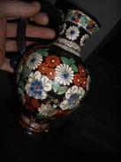 Ancien Pichet Faïence Céramique Suisse-Thoune - Céramiques
