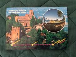 Cartolina Ufficiale Della 45^ Milano-Vignola Gran Premio Bruno Beghelli - Ciclismo