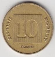 @Y@    Israel   10 Agorot           (3670) - Israël
