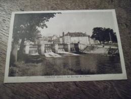 CPA De Vierzon (Cher) - Le  Barrage De L'Yèvre - Vierzon
