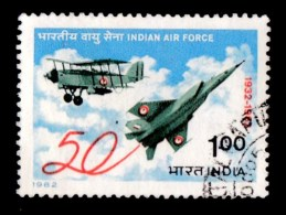 India 1982 Indian Air Force Used - India