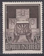 Austria 1956 Mi#1025 Mint Never Hinged
