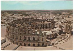 TUNISIA - TUNISIE - El Djem - Roman Amphitheatre - Not Used - Tunisia
