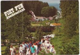 GERMANIA - GERMANY - Deutschland - ALLEMAGNE - 1992 - 60 Erxleben - Fort Fun - Abenteuerland - Viaggiata Da Bestwig P... - Schmallenberg