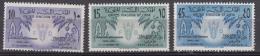 Libya 1959 Mi#82-84 Mint Never Hinged