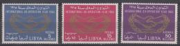 Libya 1965 Mi#175-176 Mint Never Hinged