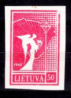 Lithuania Litauen 1990 Mi#460 Mint Never Hinged