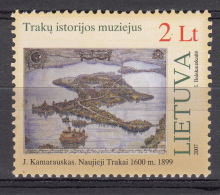 Lithuania Litauen 2007 Mi#941 Mint Never Hinged - Lituanie
