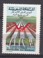 Morocco 1987 Mi#1125 Mint Never Hinged - Morocco (1956-...)