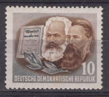 Germany East 1953 Mi#345 Mint Never Hinged