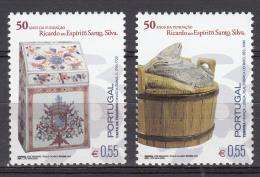 Portugal 2003 Mi#2702,2703 Mint Never Hinged - Unused Stamps