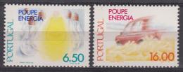 Portugal 1980 Mi#1508-1509 Mint Never Hinged - Unused Stamps