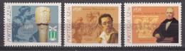 Portugal 1986 Mi#1696-1698 Mint Never Hinged - Unused Stamps