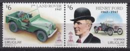 Uruguay 1997 Mi#2314,2315 Pair, Mint Never Hinged - Uruguay