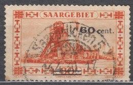 Saar 1930 Mi#142 Used - 1920-35 Saargebiet – Abstimmungsgebiet