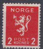Norway 1940 Mi#209 Mint Hinged
