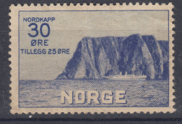 Norway 1930 Mi#161 Mint Hinged