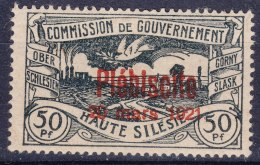 Germany Haute Silesie 1921 Mi#36 Mint Hinged