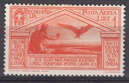 Italy Kingdom 1930 Sassone#A22 Mi#355 Mint Hinged - 1900-44 Vittorio Emanuele III