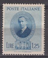 Italy Kingdom 1938 Sassone#438 Mi#603 Mint Hinged - 1900-44 Victor Emmanuel III