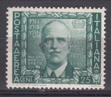 Italy Kingdom 1938 Sassone#A111 Mi#614 Mint Hinged - 1900-44 Victor Emmanuel III
