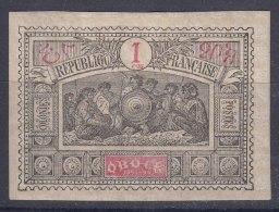 Obock 1894 Yvert#47 Mint Hinged - Unused Stamps