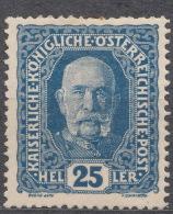 Austria 1916 Mi#192 Mint Hinged