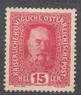 Austria 1916 Mi#190 Mint Hinged