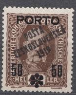 Czechoslovakia 1919 Mi#97 Mint Hinged