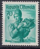 Austria 1948 Mi#906 Mint Never Hinged