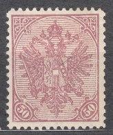 Austria Feldpost Occupation Of Bosnia 1900 Mi#20 Mint Hinged