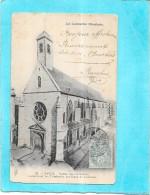 NANCY - 54 -   Eglise Des Cordeliers Renfermant Les Tombeaux Des Ducs De Lorraine -  - ENCH0616 - - Nancy