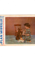 Flan Mireille N0 56 - Animaux
