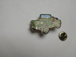 Big Pin's En EGF , Armée Militaire , Auto Jeep US - Armee
