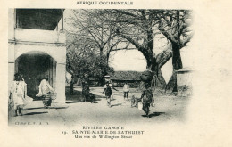 GAMBIE(BATHURST) - Gambie