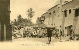 GAMBIE(BATHURST) FACTORERIE - Gambia