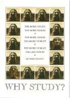 0905 UK Sculpture Humor Philosophy Addressed - Sculptures