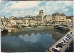 Rennes: CITROËN DS, FIAT 500 GIARDINIERA, RENAULT 4CV, SIMCA ARONDE -La Villaine Et La Croix De La Mission- (France) - Passenger Cars