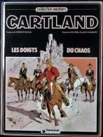 Laurence Harlé / M. Blanc-Dumont - Jonathan CARTLAND - N° 6 - Les Doigts Du Chaos - Dargaud - ( E.O 1982 ) . - Jonathan Cartland