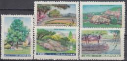 KOREA NORTH 1156-1160,unused - Corea Del Nord