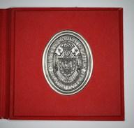 """France """" COURRIERS Du CABINTE De FRANCE """" - Plaque 1804-1818 - Restauration Plaqué Argent - Médailles & Décorations"""