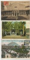 Lot Of 18 Old Postcards, Lima, Chorillos, Anticona, Callao, Jockey Club,  Husacaran, Trujillo, Etc - Pérou