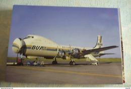 BUA / BRITISH UNITED   CARVAIR  G ASKG  OSTEND  AIRPORT - 1946-....: Era Moderna