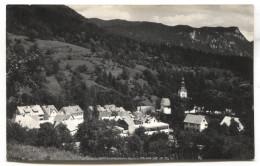 CABAR, Gorski Kotar -  CROATIA,  Old Postcard - Croazia