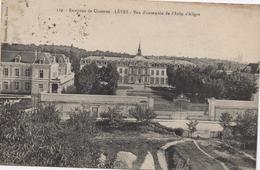 CPA 28 LEVES  Environ De Chartres - Vue D'ensemble De L'Asile D'Aligre - Lèves