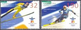 Kazakhstan, 2010, Winter Olympic Games Vancouver, MNH