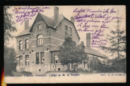 MACHELEN ( FLANDRE ORIENTALE ) CHALET DE M.LE NOTAIRE - Zulte