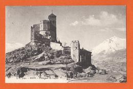 SION - Collégiale De Valère - Valais - Wallis - SUISSE - SCHWEIZ - VS Valais